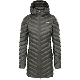 The North Face Trevail Insulated Down Parka Dame new taupe green/TNF white